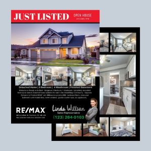 Bulk Flyers-Remax