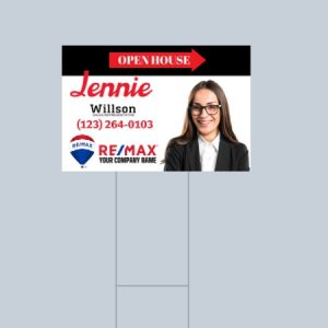 Directional Signs-Remax