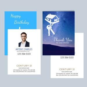 Cards & Invitations-Century21