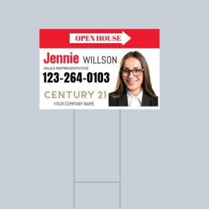Directional Signs-Century21