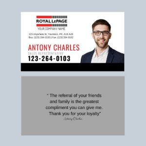 Business Cards-Royal LePage