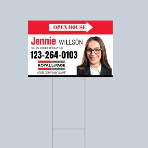Directional Signs-Royal LePage