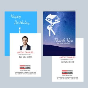 Cards & Invitations-Royal LePage