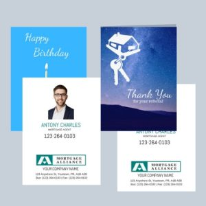 Cards & Invitations-Mortgage Alliance