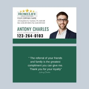 Business Cards-Homelife