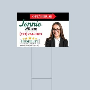 Directional Signs-Homelife