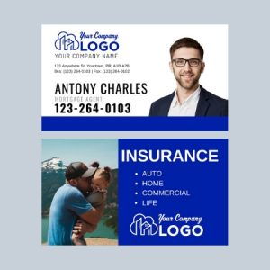 Business Cards-Insurance